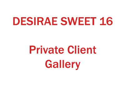 Deserae Sweet 16