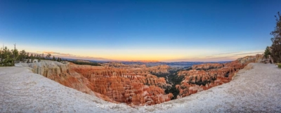 Panorama Prints: Bryce Canyon