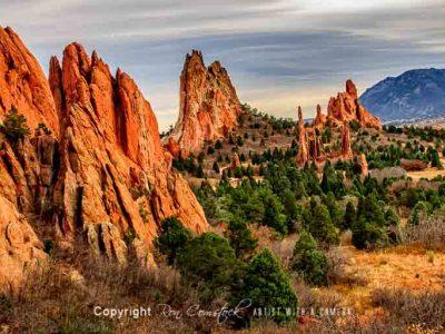Panorama Prints: Colorado
