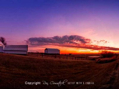 Panorama Prints: Iowa