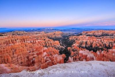 Standard Size Prints: Bryce Canyon