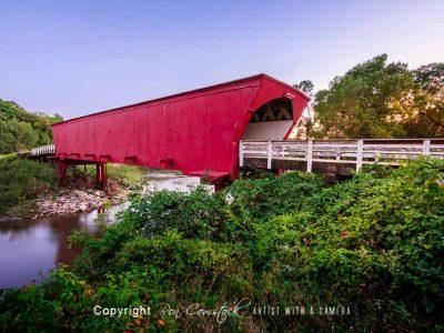 Standard Size Prints: Covered Bridges