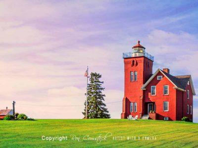 Standard Size Prints: Lighthouses