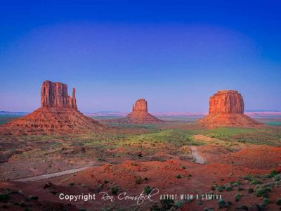 Standard Size Prints: Monument Valley