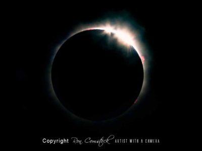Standard Size Prints: Solar Eclipse 2017